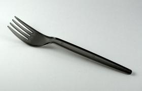 table fork smoky